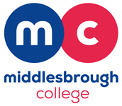 middlesborough college logo